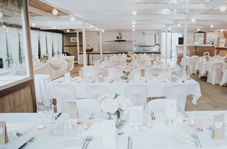 Wedding Venue - An Island Hideaway - Reception Room 4 on Veilability