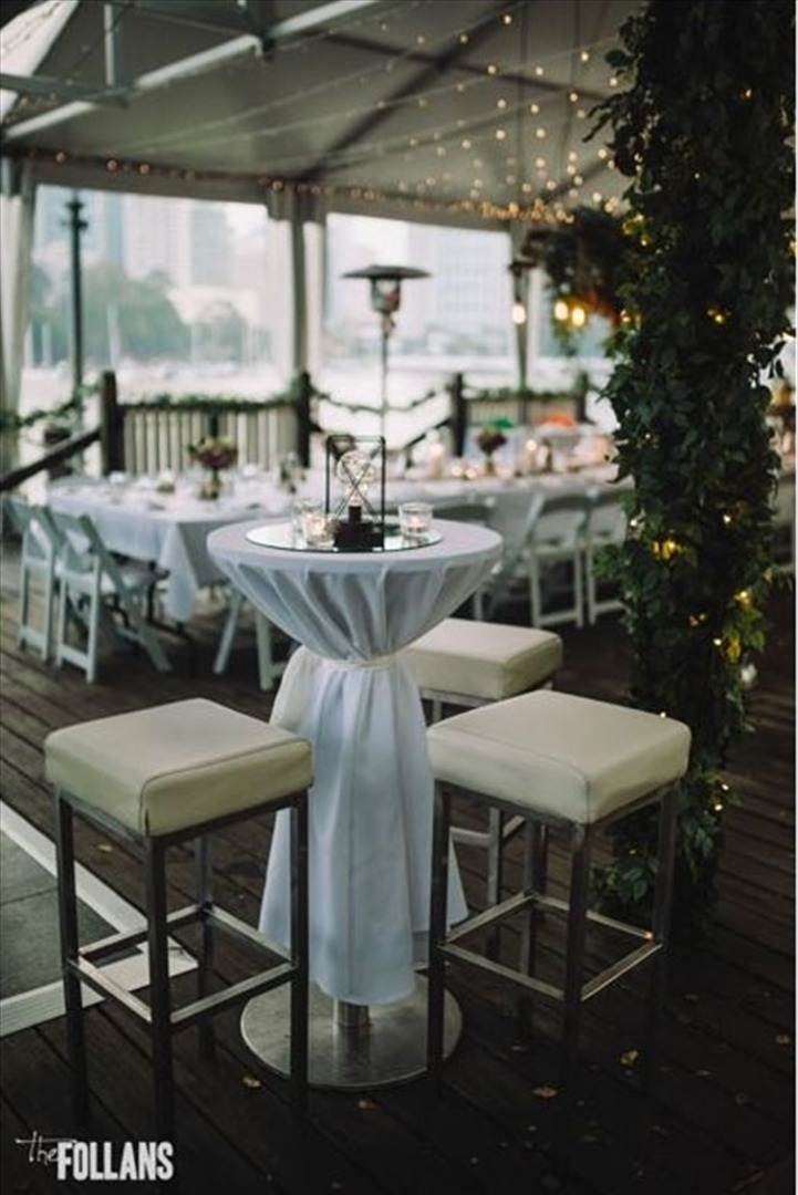 Wedding Venue - Riverlife - Riverfront Deck 4 on Veilability
