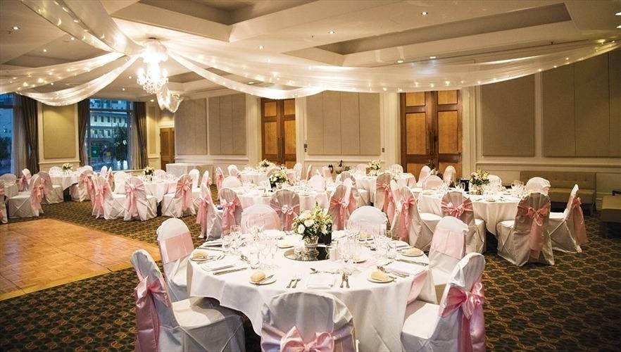 Wedding Venue - Brisbane Marriott Hotel - The Grand Ballroom 3 on Veilability