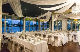 Wedding Venue - The River Deck Restaurant - River Deck Restaurant 21 on Veilability