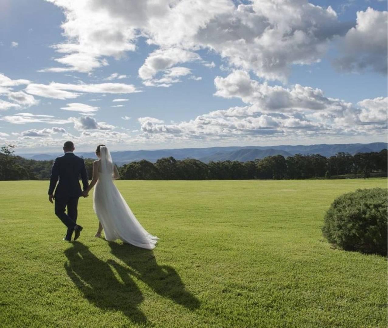 Wedding Venue - Spicers Peak Lodge 12 on Veilability