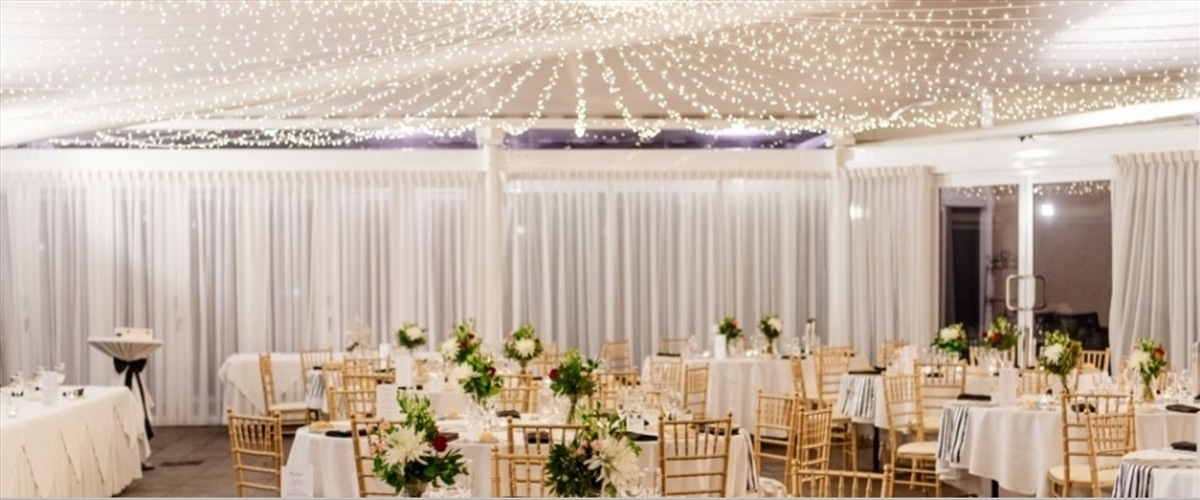 Wedding Venue - The Landing At Dockside - The Harbour Room 3 on Veilability