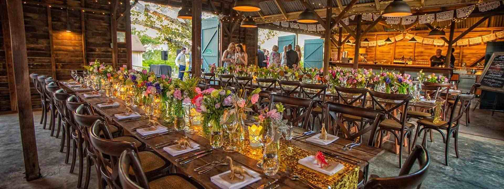 Wedding Venue - Spicers Hidden Vale - The Barn 1 on Veilability