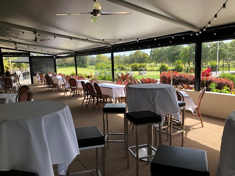 Wedding Venue - Surfers Paradise Golf Club - Alfresco indoor outdoor area 3 on Veilability