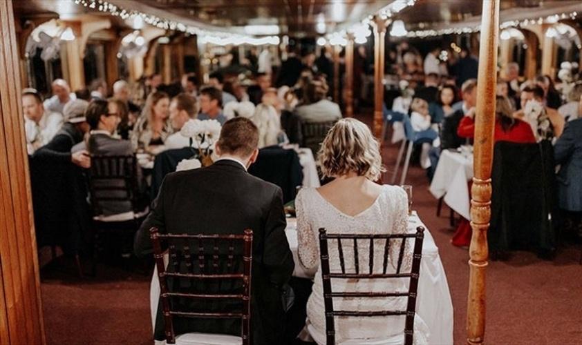 Wedding Venue - Kookaburra Showboat Cruises 3 on Veilability