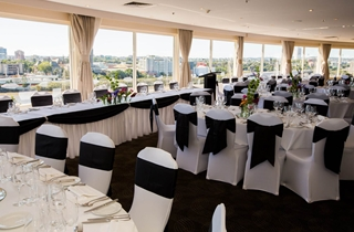 Wedding Venue - Rydges South Bank - Level 12 Rooftop 9 on Veilability