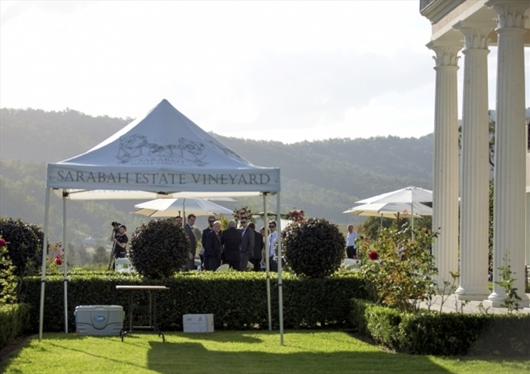 Wedding Venue - Sarabah Estate Vineyard 18 on Veilability