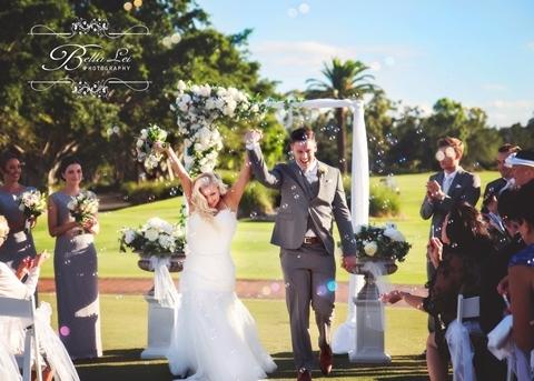 Wedding Venue - Links Hope Island 28 on Veilability