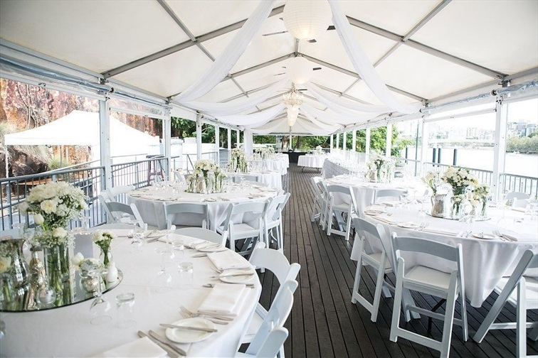 Wedding Venue - Riverlife - Sunset Marquee 2 on Veilability