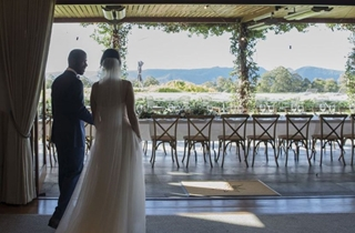 Wedding Venue - Spicers Peak Lodge - The Terrace 1 on Veilability