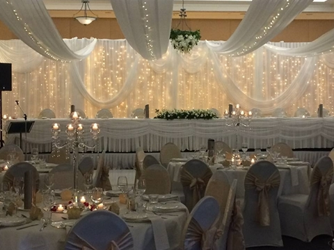 Wedding Venue - Links Hope Island - Grand Ballroom 4 on Veilability