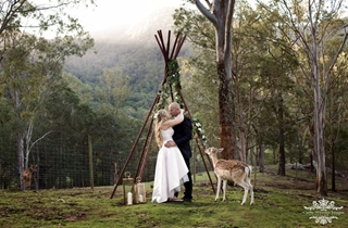 Wedding Venue - Lyell Deer Sanctuary 1 on Veilability