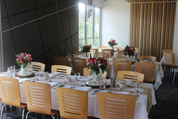Wedding Venue - Coolum Beach Surf Club - Small Function Room 7 on Veilability
