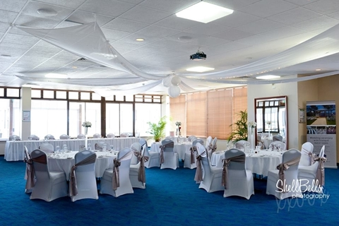 Wedding Venue - Caloundra Power Boat Club - Pelicans Room 1 - Pelicans Room on Veilability