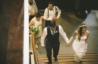 Wedding Venue - The Transcontinental Hotel - Entire Venue 16 - J&G Entrance on Veilability