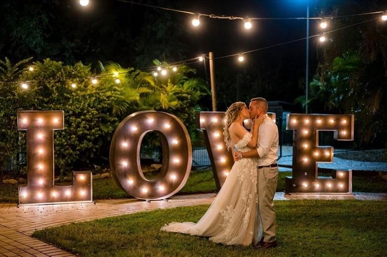 Wedding Venue - Bundaleer Rainforest Gardens 25 on Veilability