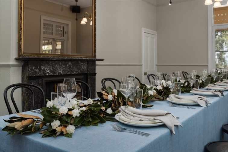 Wedding Venue - Grand View Hotel - The Heritage Cleveland Room & Courtyard 1 on Veilability