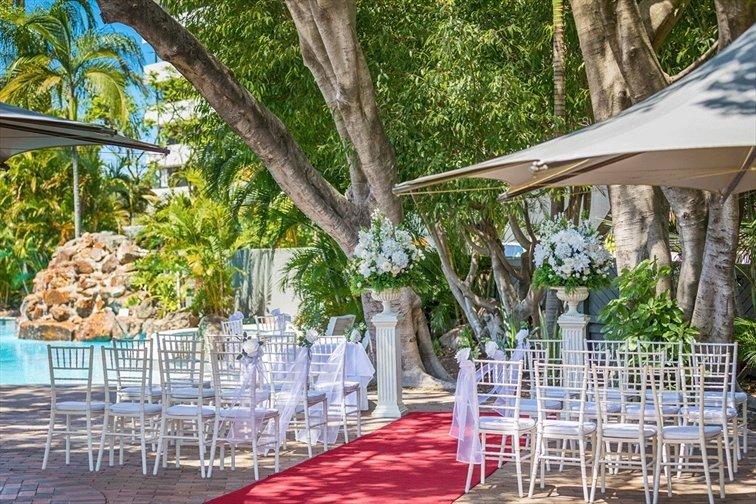 Wedding Venue - Brisbane Riverview Hotel 1 on Veilability