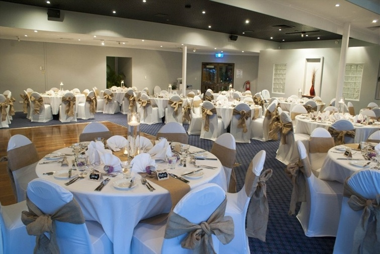 Wedding Venue - Oxley Golf Club Inc 13 on Veilability