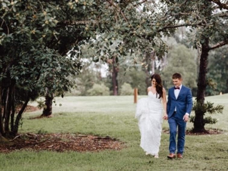 Wedding Venue - Tennysons Garden at The Brisbane Golf Club 31 on Veilability