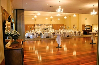 Wedding Venue - Shangri La Gardens  - Crystal Room 1 - Crystal Room with Sylvia Room on Veilability