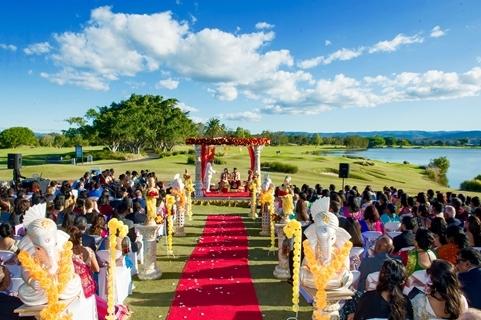 Wedding Venue - Links Hope Island 19 on Veilability