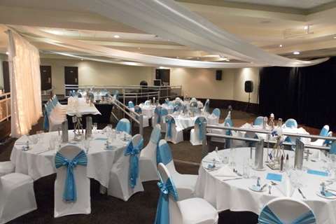 Wedding Venue - Quality Hotel Mermaid Waters - Oriana Room 1 - Wedding on Veilability