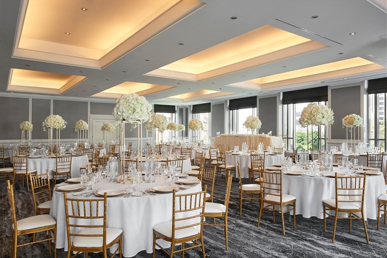 Wedding Venue - Brisbane Marriott Hotel 2 on Veilability