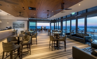 Wedding Venue - Brisbane Airport Conference Centre - Sky Lounge Rooftop Venue 1 on Veilability