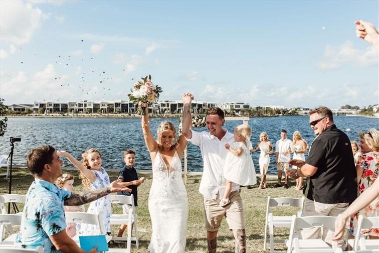 Wedding Venue - The Lakehouse Sunshine Coast 2 on Veilability