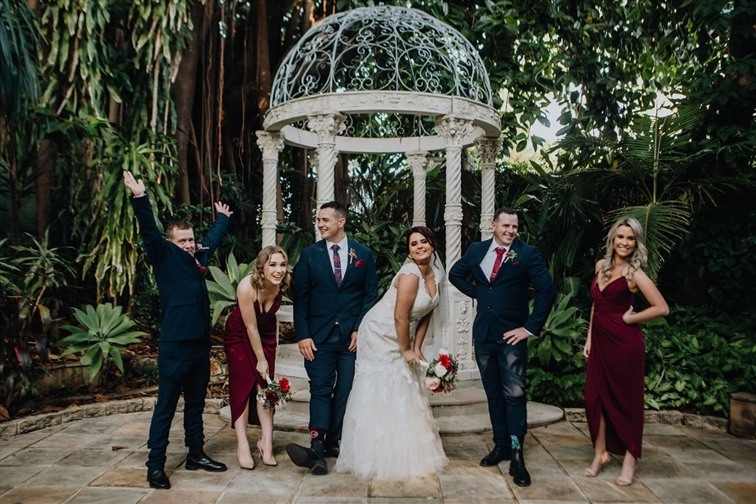 Wedding Venue - Boulevard Gardens 6 on Veilability