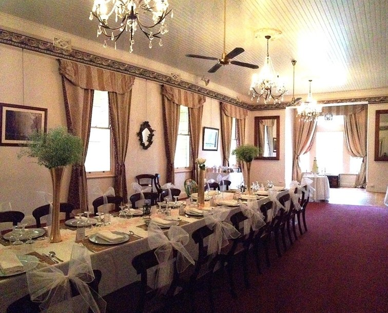 Wedding Venue - Abbey of the Roses - Private Dining For 10 1 on Veilability