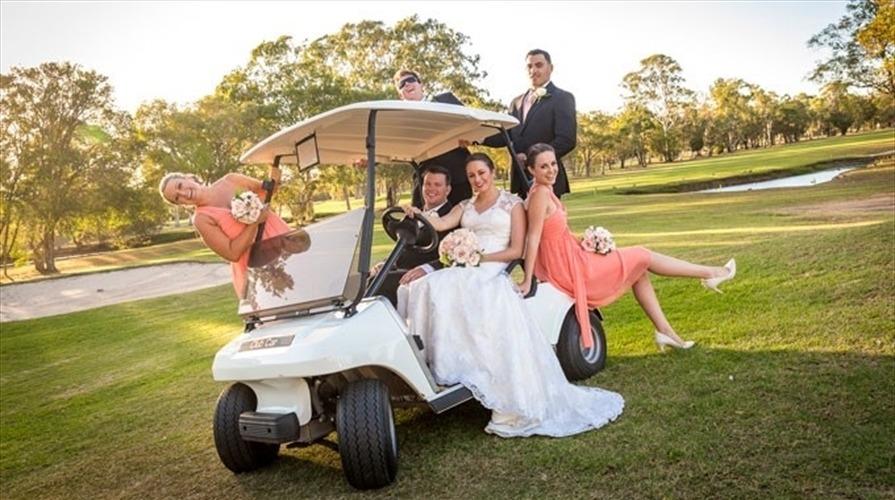 Wedding Venue - Redland Bay Golf Club 13 on Veilability