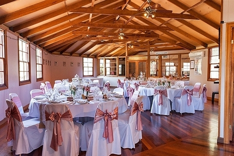 Wedding Venue - Old Petrie Town - Rum Distillery 1 - The Distillery Room on Veilability