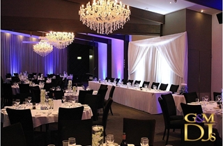 Wedding Venue - Victoria Park Weddings - Ballroom & Marble Bar 3 - Ballroom on Veilability