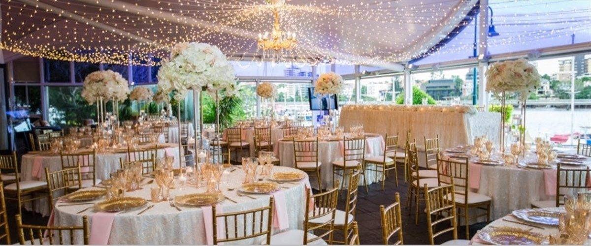 Wedding Venue - The Landing At Dockside - The Harbour Room 4 on Veilability