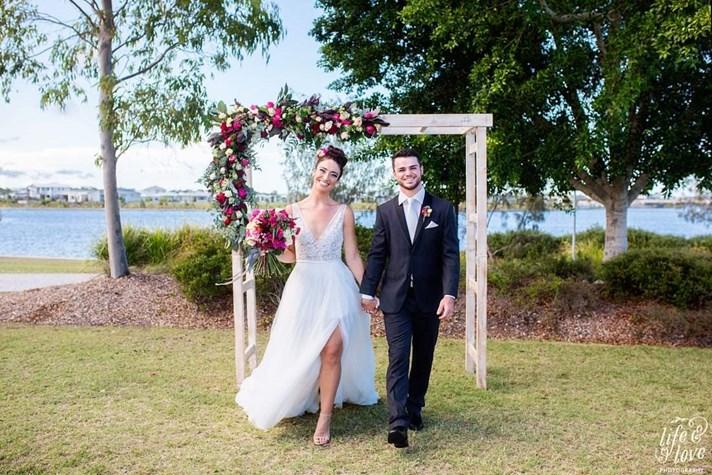 Wedding Venue - The Lakehouse Sunshine Coast - The Lakehouse Sunshine Coast 1 on Veilability