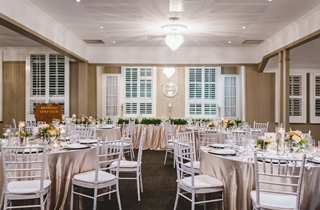 Wedding Venue - Tennysons Garden at The Brisbane Golf Club 6 on Veilability