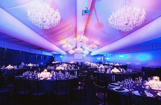 Wedding Venue - Victoria Park Weddings - The Marquee 9 - The Marquee on Veilability