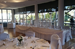 Wedding Venue - Sanctuary Cove Country Club - The Botanical Room 5 on Veilability