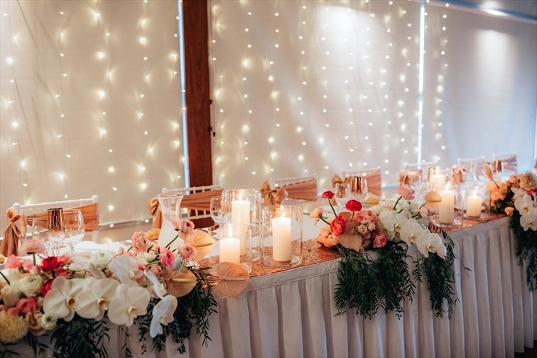 Wedding Venue - Royal Queensland Yacht Squadron - The Flags Room 3 on Veilability