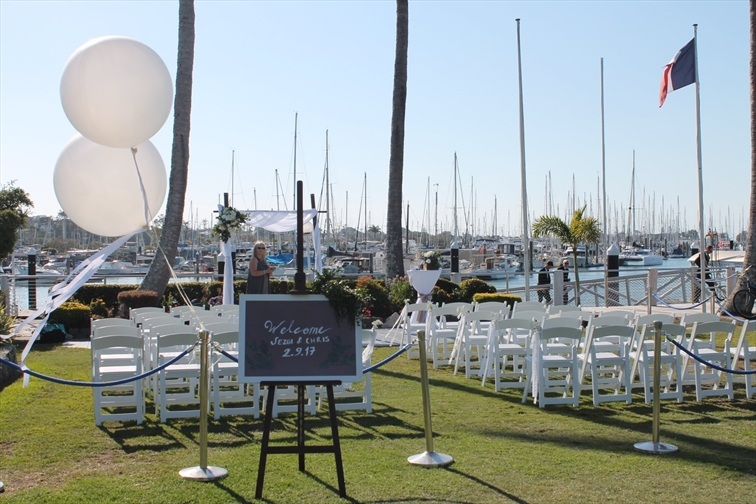 Wedding Venue - Royal Queensland Yacht Squadron 10 on Veilability