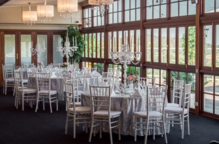 Wedding Venue - Topiaries At Beaumont - Cedar Room 2 on Veilability