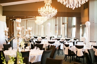 Wedding Venue - Victoria Park Weddings - Ballroom & Marble Bar 1 on Veilability