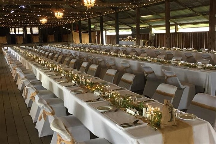 Wedding Venue - The Woolshed at Jondaryan - Woolshed 2 on Veilability