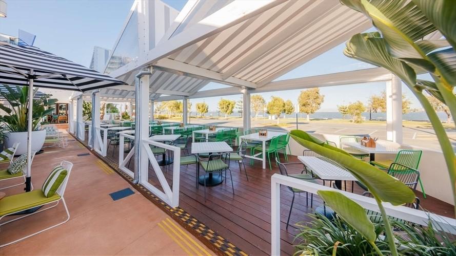 Wedding Venue - Belvedere Hotel - The Deck 2 on Veilability