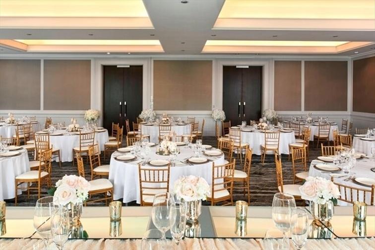 Wedding Venue - Brisbane Marriott Hotel - The Grand Ballroom 1 on Veilability