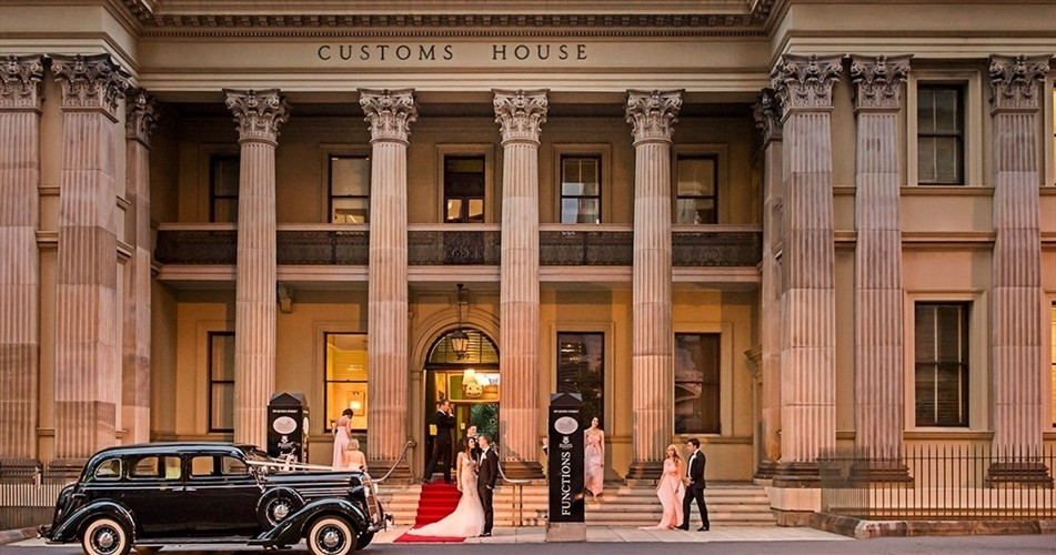 Wedding Venue - Customs House 18 on Veilability