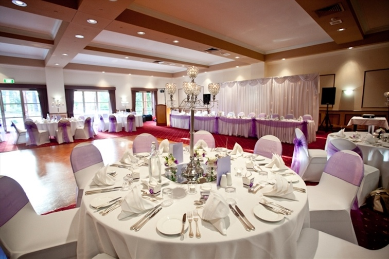 Wedding Venue - Arundel Hills Country Club 9 on Veilability