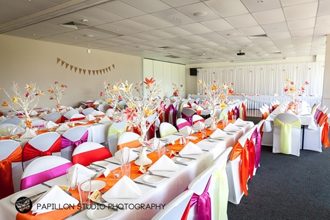 Wedding Venue - Redland Bay Golf Club - Fountain Room 11 on Veilability